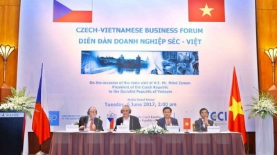 Vietnam, Czech hold huge potential to raise trade revenue