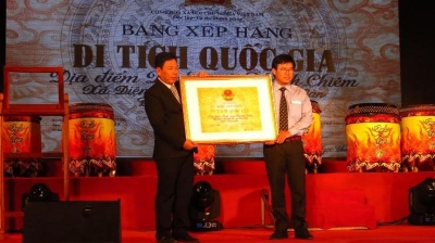 Thanh Chiem Palace honoured as national site