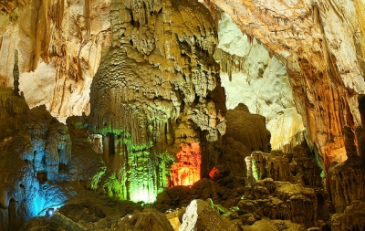 Phong Nha-Ke Bang National Park admission prices discounted