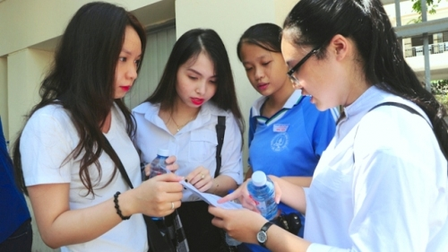 June 20-25: Over 866,000 students sit 2017 national high school exam