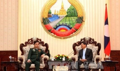 Lao PM urges closer coordination in searching fallen Vietnamese soldiers