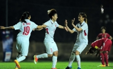 Vietnam moves up one place in FIFA women's rankings