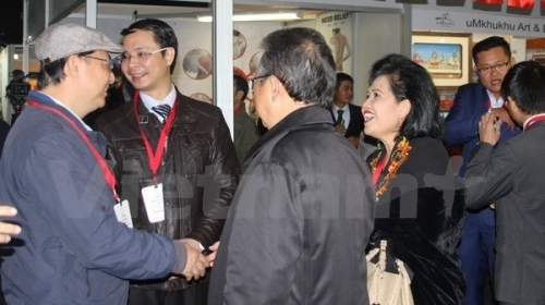 Vietnam attends international trade fair in South Africa
