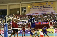 Asian Men's Club Volleyball Championship kicks off in Ninh Binh