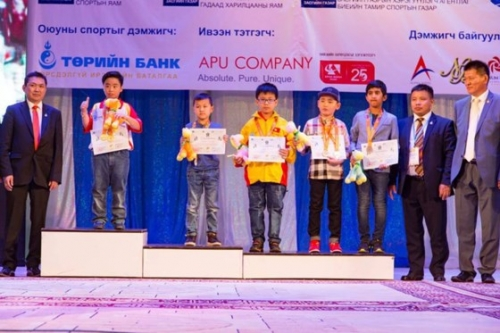 Vietnam wins 20 gold medals at Eastern Asian youth chess championships