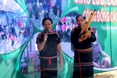 Activities highlight Central Highlands' culture