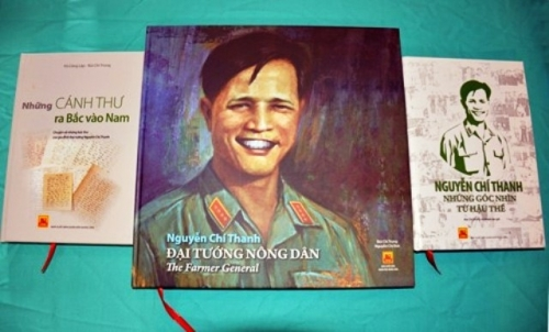 Book collection published to commemorate General Nguyen Chi Thanh