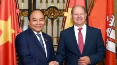 PM affirms Vietnam's desire to enhance ties with Hamburg