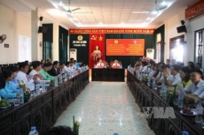 Thanh Hoa tightens relations with Laos' province