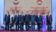 Vietnam, Laos fronts to boost cooperation in building peaceful border