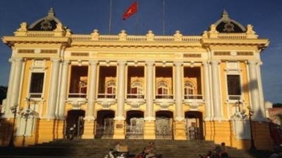 Hanoi Opera House virtual tour launched