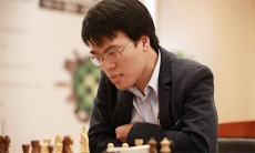 Quang Liem records amazing win over reigning world rapid chess champion