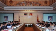 Vietnam, Thailand boost political-security cooperation