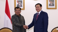 Vietnam, Indonesia agree to lift two-way trade to US$10 billion