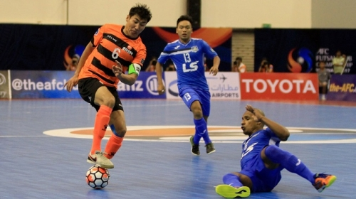 Thai Son Nam defeated 4-5 in Group A opener