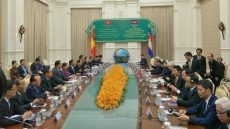 Party chief's visit charts new course for Vietnam-Cambodia ties