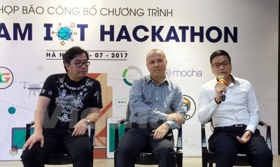 Viettel supports start-up projects on internet of things