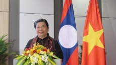 Vietnamese, Lao NA offices bolster cooperation