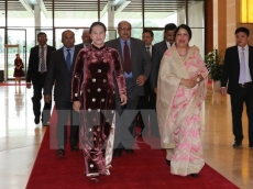 Bangladesh Parliament Speaker wraps up Vietnam visit