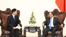 PM receives Chinese business leaders