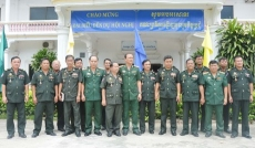 Tay Ninh, Cambodian military strengthen coordination