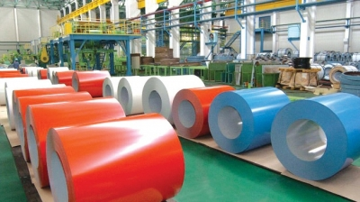 Nine businesses exempted from safeguards on colour-coated steel sheets