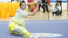 Wushu artists ready for SEA Games