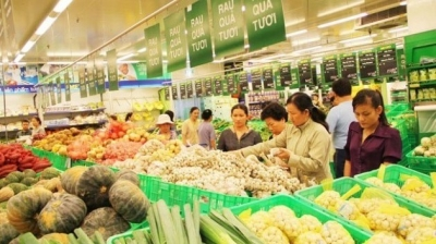 Goods, services sales value in July up 10.3%