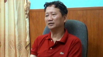 Temporary detention order issued for Trinh Xuan Thanh