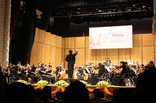 August 14 - 20: Toyota Concert 2017in HCMC