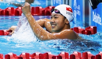 Vietnamese swimming towards another successful SEA Games