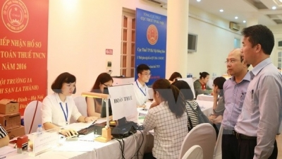 Hanoi's taxation agency shares policies with Japanese businesses