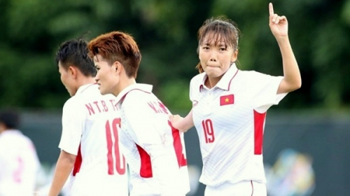 SEA Games 29: Vietnam earn a dream start in female football