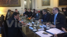 Argentina-Vietnam Friendship Parliamentarians' Group debuts