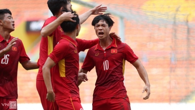 Cong Phuong's double gifts Vietnam second win at SEA Games