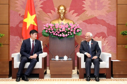 NA leader: Vietnam treasures relations with Mongolia