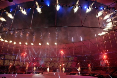 SEA Games 2017 officially opens in Kuala Lumpur
