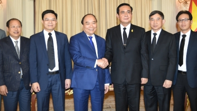 August 14-20: PM Phuc visits Thailand and Vietnam earn first gold at SEA Games 29