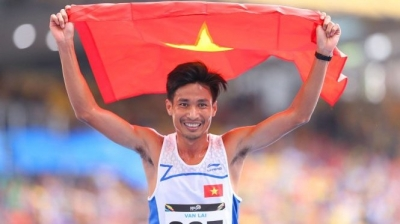 SEA Games: Vietnam wins 16th gold medal in track and field