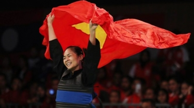 SEA Games 2017: First gold medal for Vietnamese pencak silat