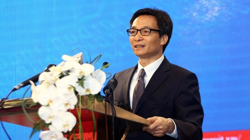 Vietnam ICT Summit: Deputy PM Dam pushes for greater IT application