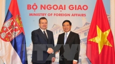 Vietnam, Serbia agree to build concrete cooperation framework
