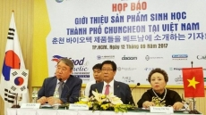 Korean biotech products reach Vietnamese market