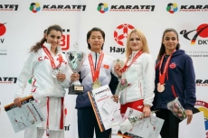 Karate athlete Ngoan ranks in world's top 10