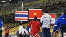 ASEAN Para Games: Vietnams takes five more golds in powerlifting, athletics