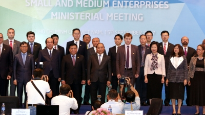 September 11-17: PM attends 24th SMEs ministerial meeting
