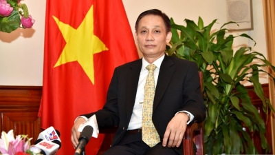 Building Vietnam-Laos border of peace, cooperation and sustainable development