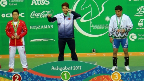 Vietnam wins two additional gold medals at AIMAG 2017