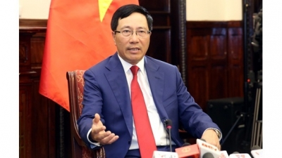 Vietnam sees substantive change in stature as UN member