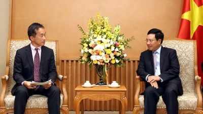 Vietnam expects Japan to maintain ODA in prioritised areas